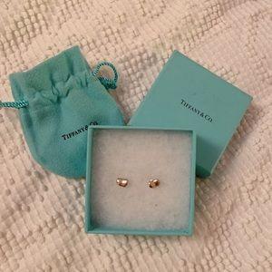 Tiffany & Co. Bean Earrings